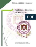 Antenas Wifi