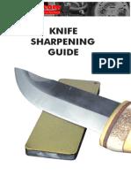 Blade Sharpening Manual.