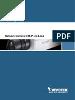 Network Camera With p Iris Lens En