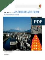 La Ville 100 Renouvelable - Valerie Cerda-211010ene