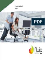 Fluig - Folheto Institucional
