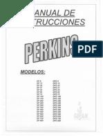 Generador Perkins 45 y 65 Kvas