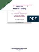 Brocade BCFP 4.0 Zoning Guide