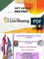Live Meeting 1