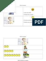 Copil Neascultator Model Plan de Recompensare Cu Puncte II