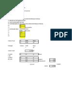 Dimensionamento Fossa Filtro 3