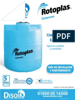 Guia de Instalacion Cisterna Rotoplas