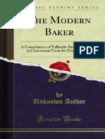 The Modern Baker 1000173772 Scribd 4