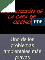 Destruccion Capa Ozono