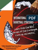 International Basketball Strategies eBook Final Cut