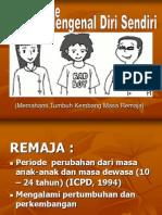 Topik Tugas Perkembangan Remaja