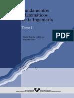 Fundamentos Matematicos de La Ingenieria. Tomo I
