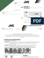 JVC511 Anleitung