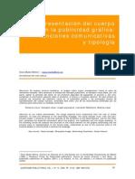 A2 La Representacion Del Cuerpo en La Publicidad Grafica Funciones Comunicativas y Tipologias