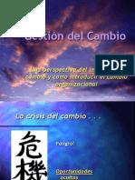 Sistemas de Gestión Minera -  Gestión del Cambio