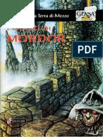 Il signore degli anelli [Gdr Ita] I Denti Di Mordor