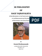 52695305 the Philosophy of Sage Yajnavalkya by Swami Brahmananda 2