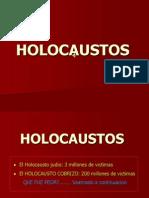 HOLOCAUSTOS!!!!