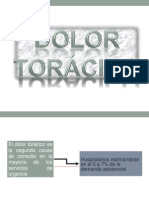Expo Dolor Toracico 2013 PNP
