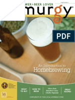 Zymurgy Introduction to Homebrewing