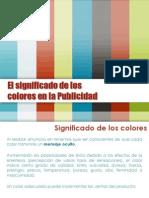 El Uso Del Color en La Publicidad