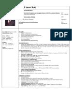 Fahad Ansar Butt - BS Telecommunication Engineering