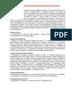CONHECIMENTOS BÁSICOS PARA OS CARGOS DE ANALISTA JUDICIÁRIO