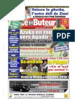 LE BUTEUR PDF du 25/07/2009