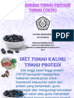 Diet Tktp Satria Mahardika