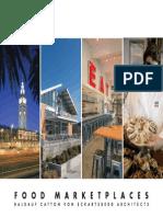 BCV Architects Portfolio - Food Marketplaces  (2013)
