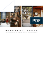 BCV Architects Portfolio - Hospitality Design (2012)