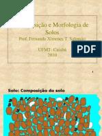 Composicao e Morfologia de Solos 14984