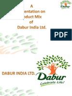 Dabur - Product Mix 1