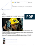 CAT B10, o Android indestrutível para situações extremas, chega ao Brasil - Notícias - TechTudo