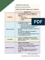 Protocolo AH1N1