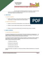 COMUNICACIÓN DE DATOS DE PARALELO
