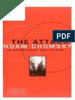 Noam Chomsky - The Attack - Hintergruende Und Folgen