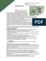 Planificación anual de Economía 2010