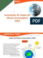 Capacitación a Proveedores GEI