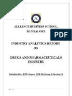 2 Pharma Final Report Grp 1.Docx (1)