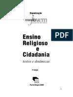 Livro Ensino Religioso Apresentacao e Sumario 2481