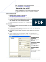 Manual de Uso de FTP