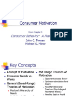 Motivation Theory - MKTG 672