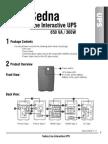 User Manual650