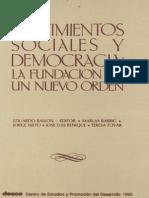 Democracia Sociales