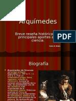 Arquímedes Power Point
