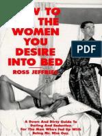 Comment mettre dans votre lit les femmes que vous désirez v.2
