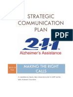 2-1-1 Communication Plan