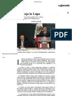 La Jornada_ Bajo la Lupa Los siete pecados capitales de la reforma energética