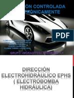 Direccion Hidráulca Con Control Electrónico